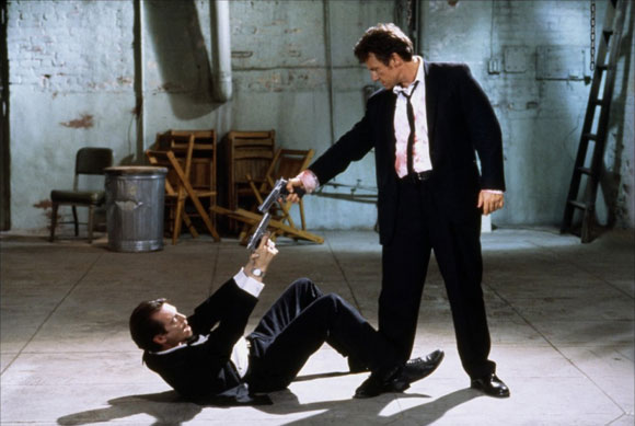 Reservoir Dogs, Quentin Tarantino, Top 10 Films