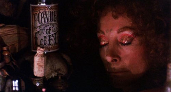 mombi, head nurse, return to oz, horror for children,