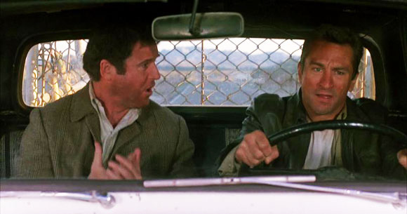 Charles Grodin, Robert De Niro, Midnight Run, Martin Brest, Beverly Hills Cop - Top 10 Films