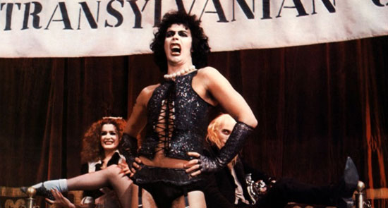 rocky horror, horror, england, UK, film, movie,