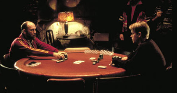 Classic Poker Scenes, Rounders - Top 10 Films