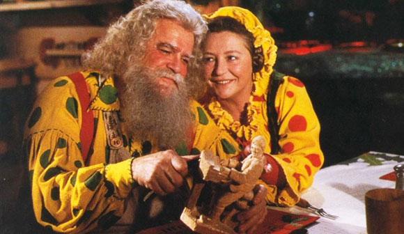 Santa Claus, The Movie, christmas films to watch for free on TV
