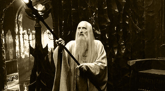 saruman, top 10 lord of the rings characters,