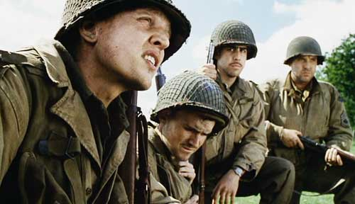 saving private ryan, steven spielber best ten movies, top10films,