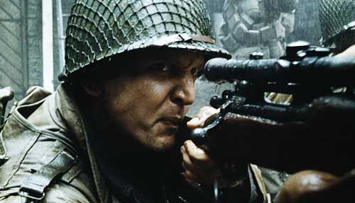 saving private ryan, steven spielberg top 10 movies,