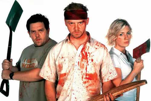 shaun of the dead, space, UK, England, comedy, cult, classics,