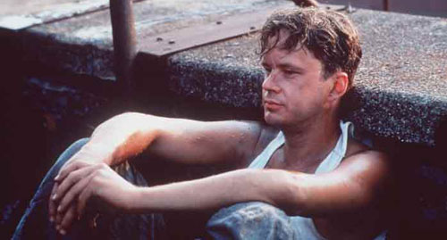 shawshank redemption, tim robbins