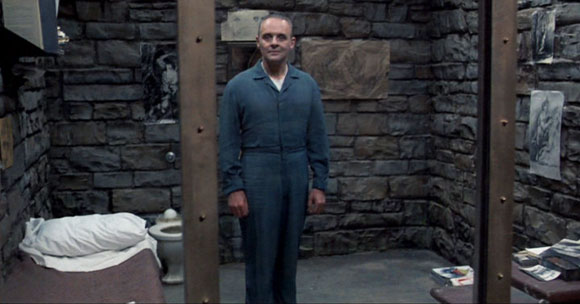 Silence of the Lambs, Lector, Anthony Hopkins - Top 10 Films