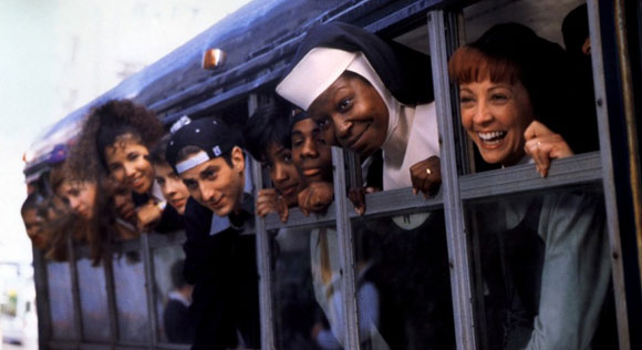 sister act 2, wayne rooney's favourite film,