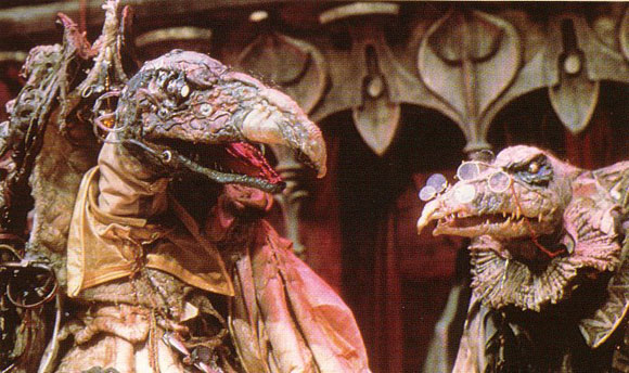 skeksis, dark crystal, scary for kids,