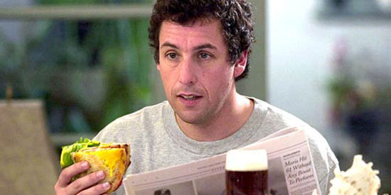 adam sandler top 10 films,