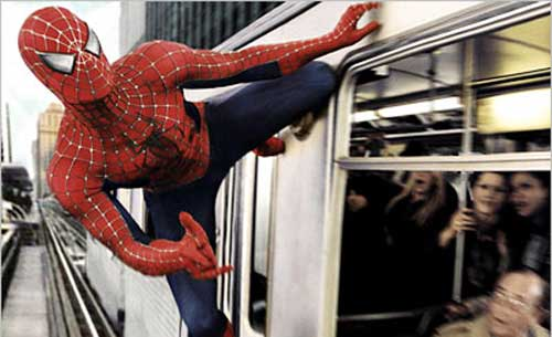 spider-man spiderman film sam raimi 2 II