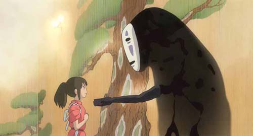 spirited away anime japan animation