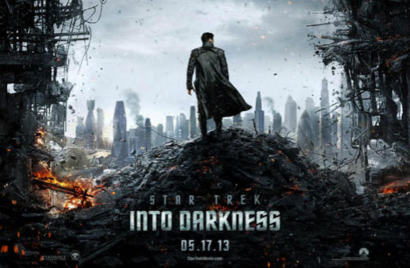 Star Trek Into Darkness Wallpapers: Top 10 Most Intriguing Films For Summer 2013