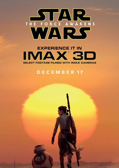 Star Wars: The Force Awakens - IMAX