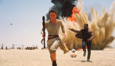 JJ Abrams, Star Wars - A Force Awakens - Top 10 Films