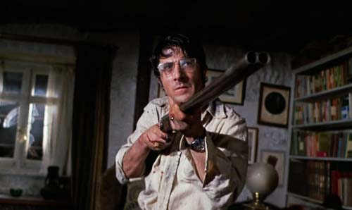 straw dogs dustin hoffman peckinpah