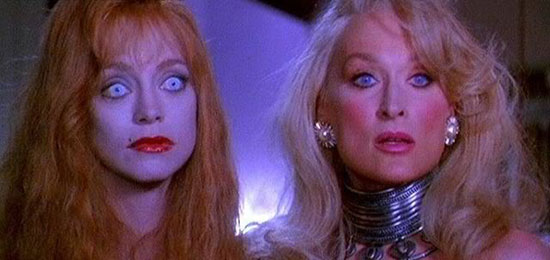 death becomes her, top 10 meryl streep movies,