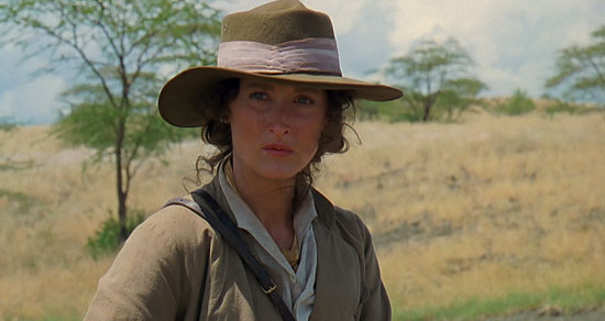 out of africa, best meryl streep performances,