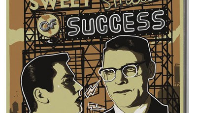 Sweet Smell of Success, Blu-ray, Top 10 Films,