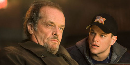 best scorsese film, departed,