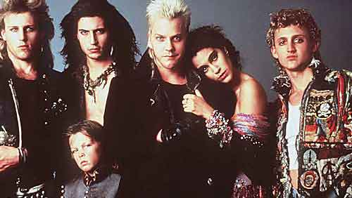 modern vampire, top 10 vampire horror, lost boys,