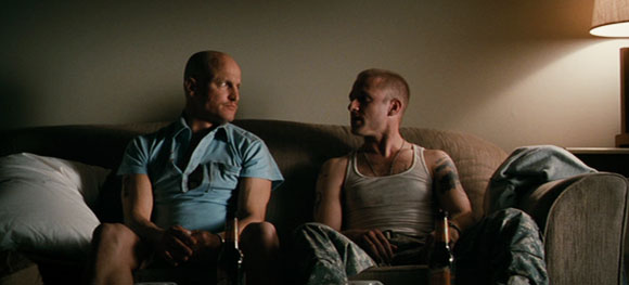 the messenger, film, ben foster, woody harrelson,