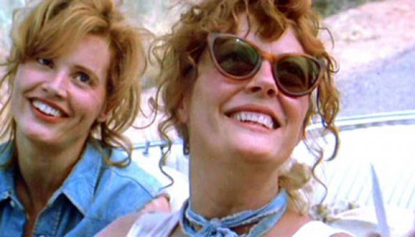 Female Buddy Movies, Thelma and Louise,
