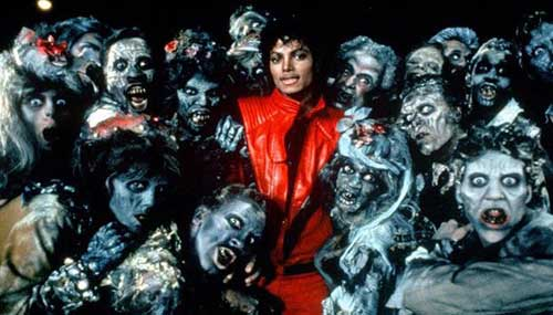 michael jackson thriller music video john landis