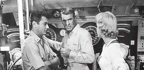 operation petticoat, tony curtis