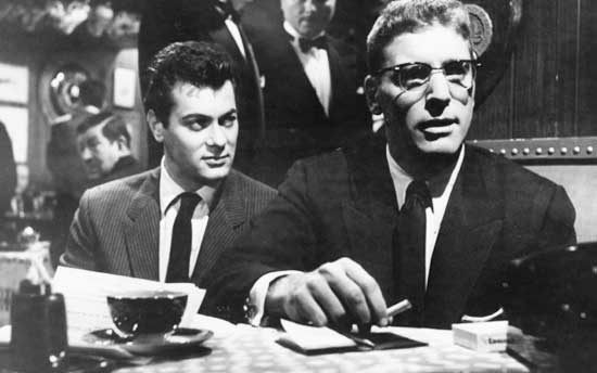 sweet smell of success, tony curtis,