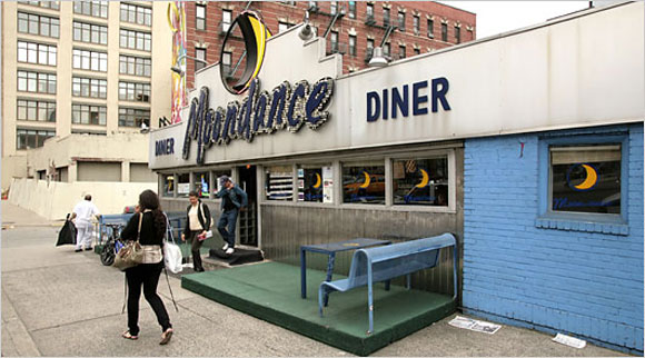 Moondance Diner, New York,