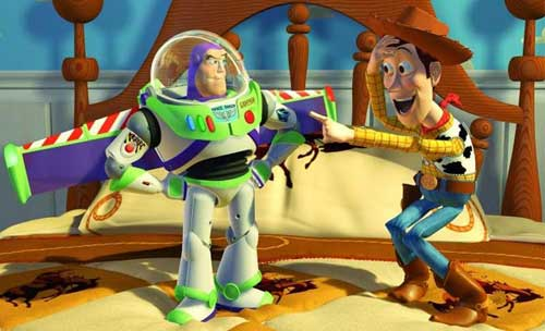 toy story, best animation family film