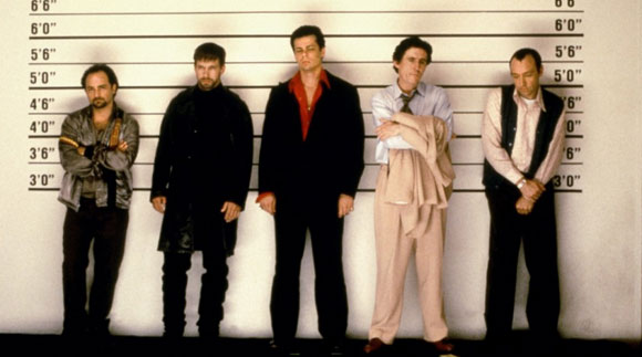 The Usual Suspects, Top 10 Films, Crime Films, Heist Films,