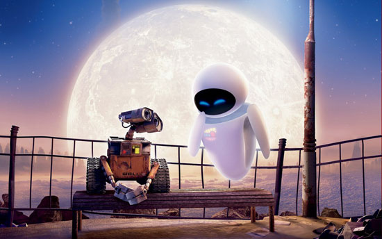 Wall e, film, Pixar