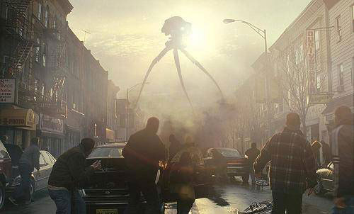 war of the worlds, steven spielberg, best spielberg film,