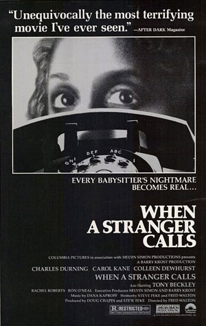 when a stranger calls, film,