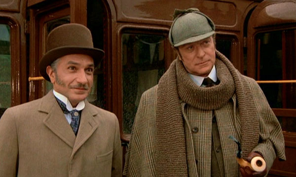 Image result for sir michael caine sir ben kingsley