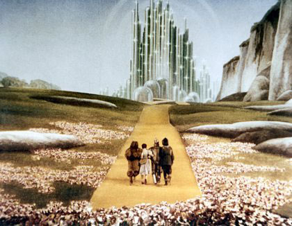 wizard of oz, judy garland, yellow brick road,