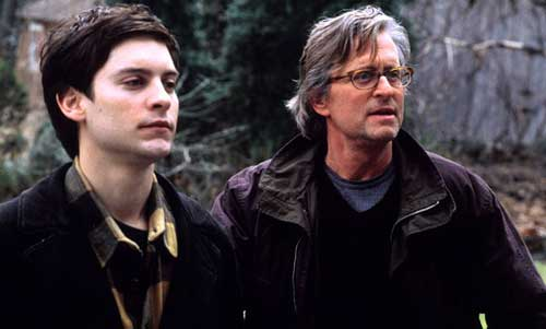wonder boys, curtis hanson, film, movies, top 10, michael douglas,
