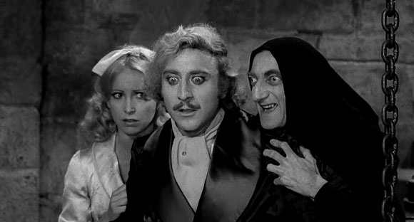 young-frankenstein_top10films, Top 10 Comedy Films