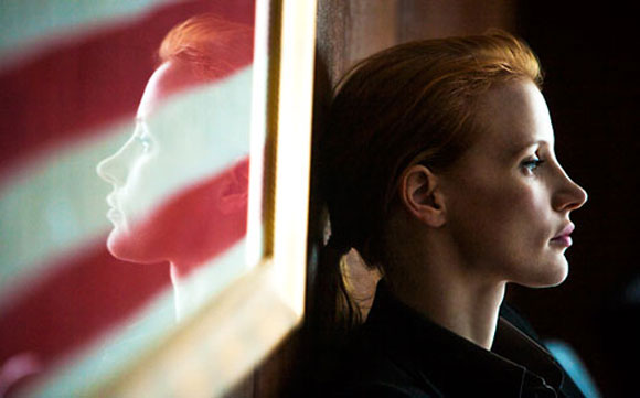 Zero Dark Thirty, Top 10 Films,