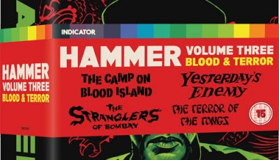 Powerhouse Films Indicator Series - Hammer Films Volume Three