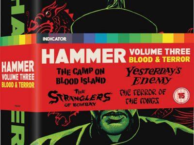 Powerhouse Films Indicator Series - Hammer Films Volume Three
