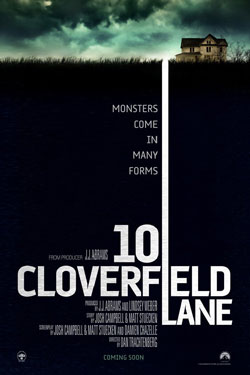 """""""10 Cloverfield Lane"""" Gets Rave Reviews In The States; Lands In The UK March 18"""