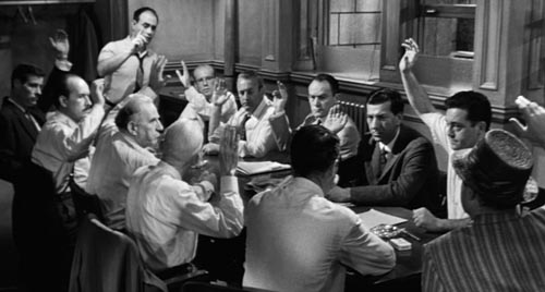 12 angry men, lumet, film,