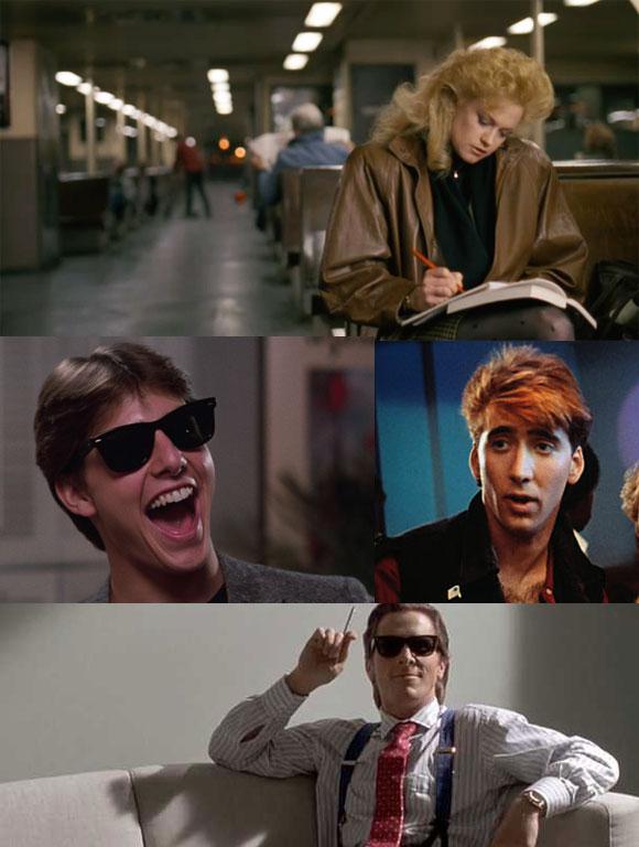 1980s fashion in film