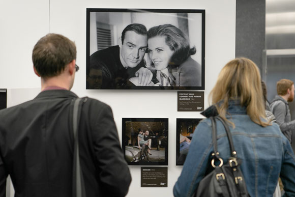 James Bond Photography Exhibition - Top 10 Films