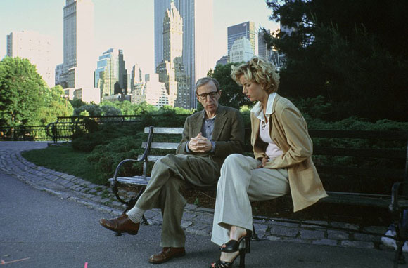 hollywood ending, underrated woody allen,