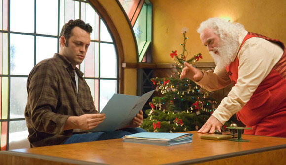 Fred Claus, Vince Vaughan,
